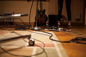 HERS recording session.
