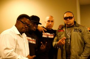 "Bryant ""Bizzy B"" McCain, Dewaun Davis, Guerrilla X and Chino XL"