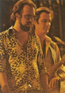 Brecker Bros 1977 with Average White Band Montreux