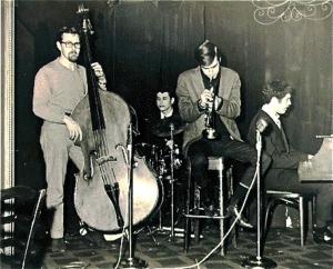 Randy Quartet l'Intrigue '67 with Galper, Gaylor. Schaeffer