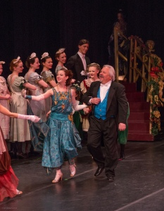 Tom Becka in Ballet Nebraska's The Nutcracker 2013  Credit JL Williams
