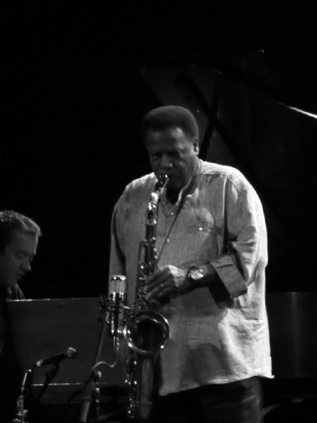 Geoffrey Keezer with Wayne Shorter